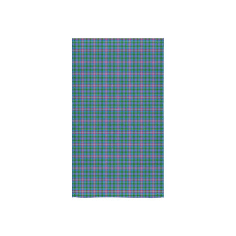 Pitcairn Hunting Tartan Towel | scottishclans.co
