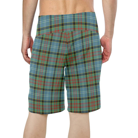 Paisley District Tartan Board Shorts TH8