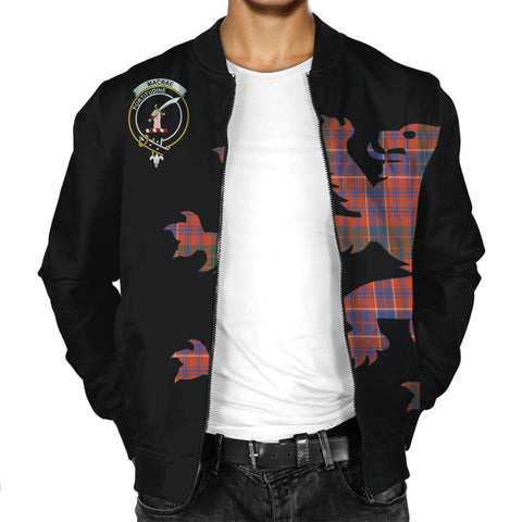 Image of MacRae Lion And Thistle Men Jacket