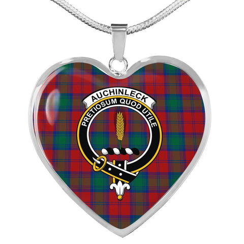 Image of Auchinleck Tartan Jewelry