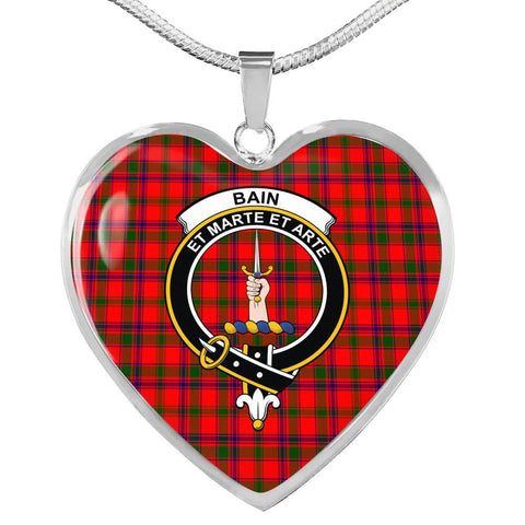 Image of Bain Tartan Jewelry