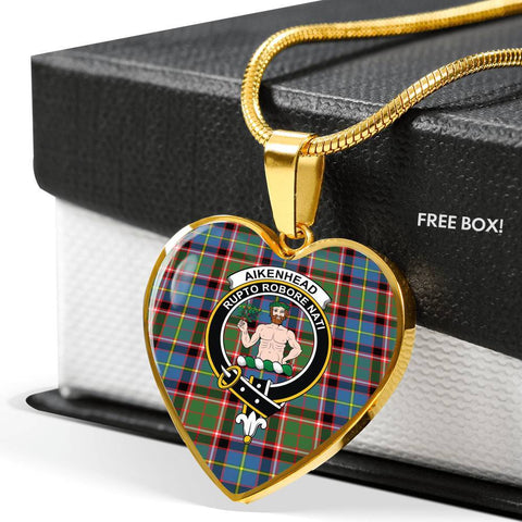 Aikenhead Tartan Customize Necklace