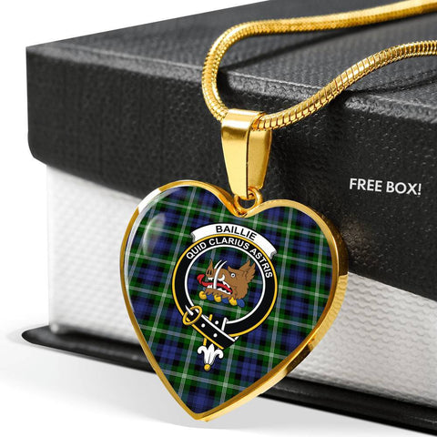 Baillie Modern Tartan Customize Necklace