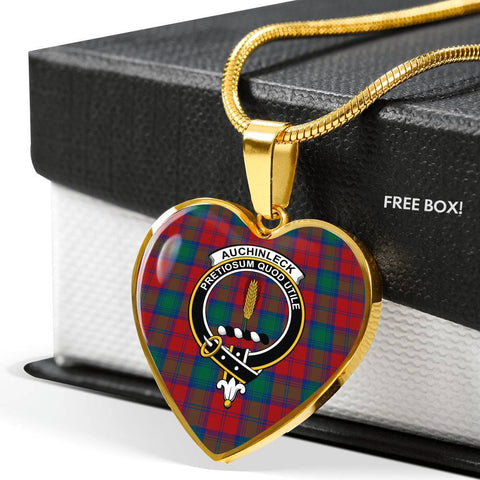 Auchinleck Tartan Customize Necklace