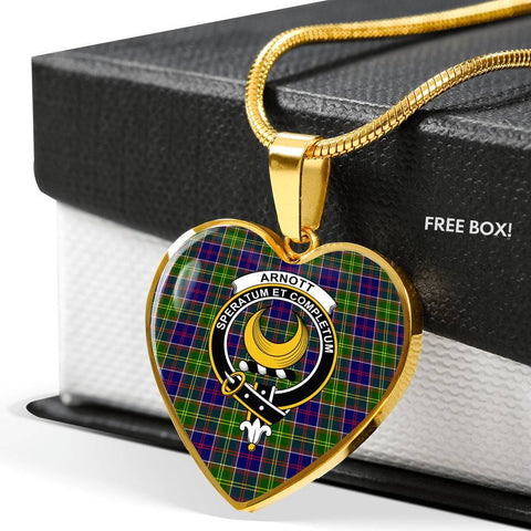 Arnott Tartan Customize Necklace