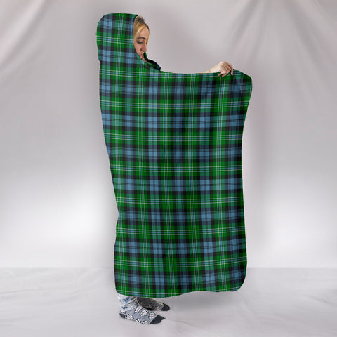 Arbuthnot Ancient, hooded blanket, tartan hooded blanket, Scots Tartan, Merry Christmas, cyber Monday, xmas, snow hooded blanket, Scotland tartan, woven blanket