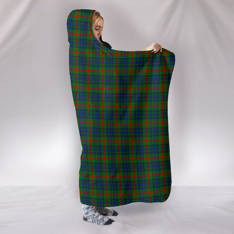 Aiton, hooded blanket, tartan hooded blanket, Scots Tartan, Merry Christmas, cyber Monday, xmas, snow hooded blanket, Scotland tartan, woven blanket