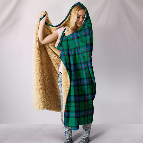 Armstrong Ancient, hooded blanket, tartan hooded blanket, Scots Tartan, Merry Christmas, cyber Monday, xmas, snow hooded blanket, Scotland tartan, woven blanket