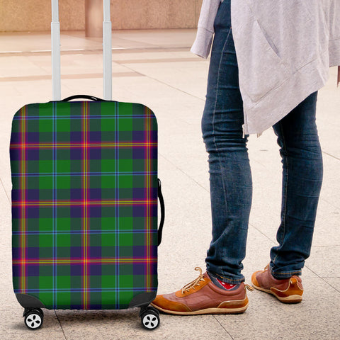 Young Modern Tartan Luggage Cover HJ4
