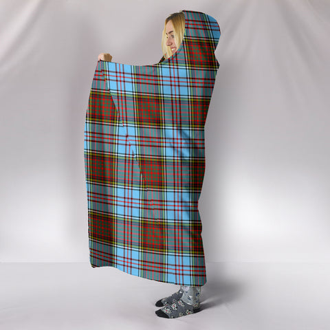 Anderson Ancient, hooded blanket, tartan hooded blanket, Scots Tartan, Merry Christmas, cyber Monday, xmas, snow hooded blanket, Scotland tartan, woven blanket
