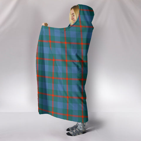 Agnew Ancient, hooded blanket, tartan hooded blanket, Scots Tartan, Merry Christmas, cyber Monday, xmas, snow hooded blanket, Scotland tartan, woven blanket