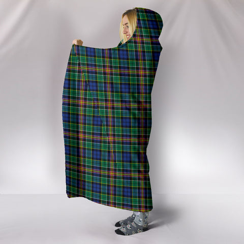 Allison, hooded blanket, tartan hooded blanket, Scots Tartan, Merry Christmas, cyber Monday, xmas, snow hooded blanket, Scotland tartan, woven blanket