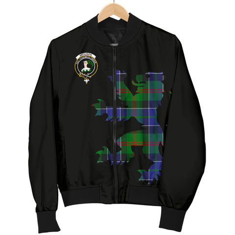 Image of Paterson Tartan Lion & Thistle Men Jacket