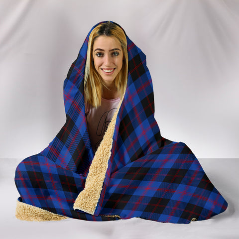 Angus Modern, hooded blanket, tartan hooded blanket, Scots Tartan, Merry Christmas, cyber Monday, xmas, snow hooded blanket, Scotland tartan, woven blanket