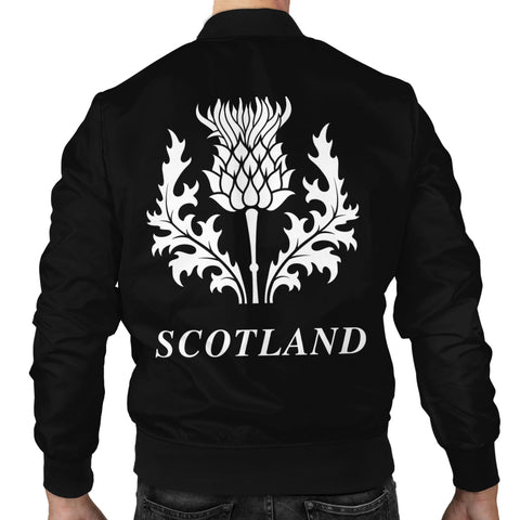 Paterson Tartan Lion & Thistle Men Jacket