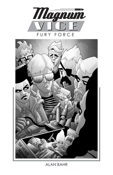 Magnum Vice: Fury Force