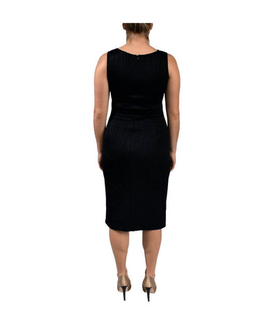 Fendi Black Sleeveless - Boro Dress Rentals
