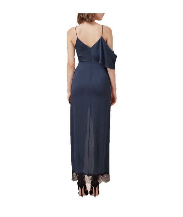 Keepsake Navy Asymmetrical