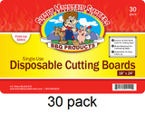 Disposable Cutting Boards