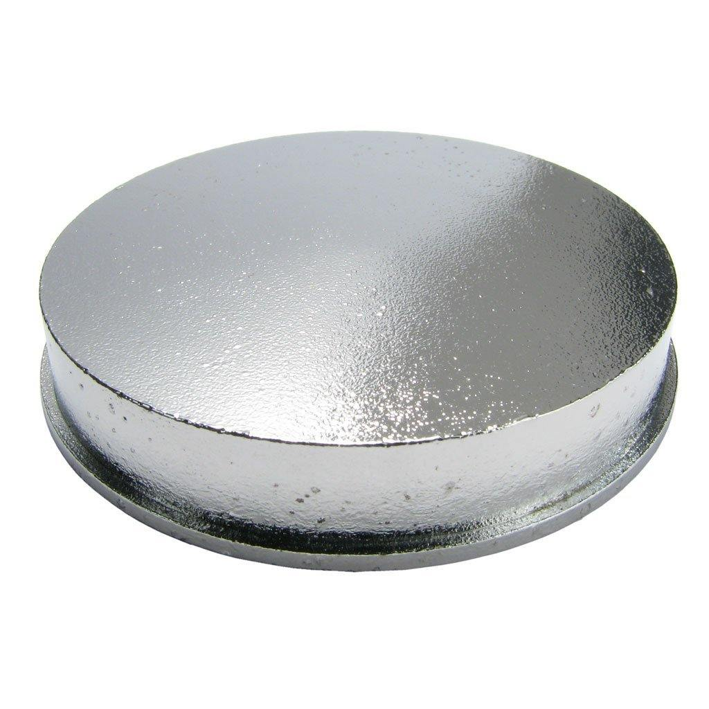 Chrome Button for Oasis Water Fountains