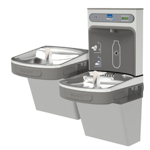 Elkay Bottle Filling Station with Versatile Bi-Level ADA Cooler