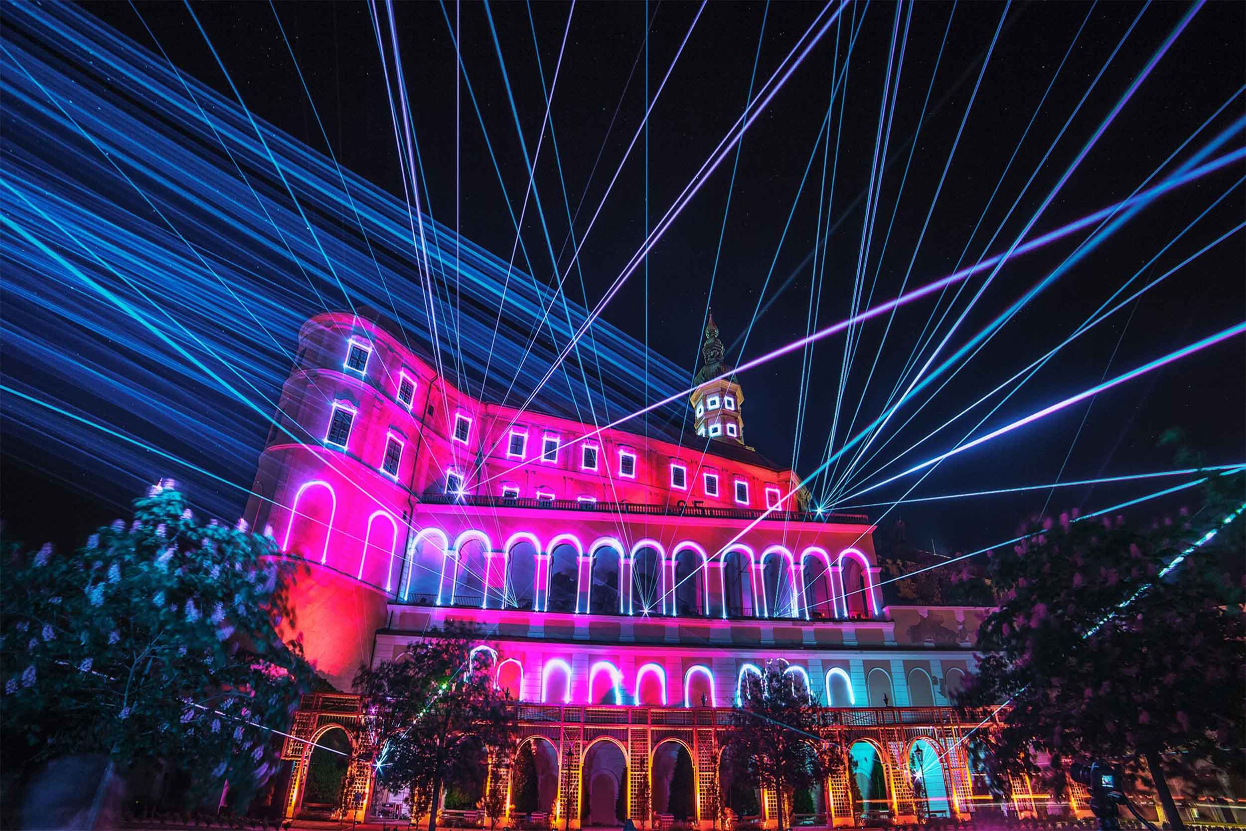 How To Use Lasers for Projection Mapping