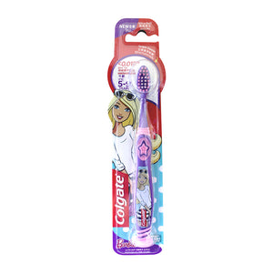 Colgate Kids (5-9 Years) Toothbrush 1pc - Barbie / Minion / Spiderman
