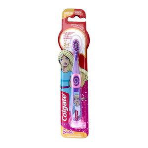 Colgate Kids (2-5 Years) Toothbrush 1pc - Barbie / Minion / Spiderman
