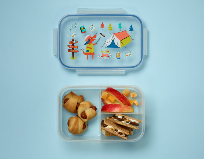Happy Camper Meal Box
