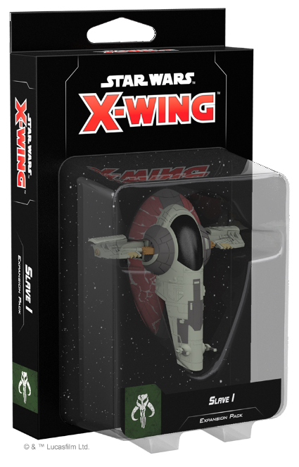 Star Wars X-Wing Slave I Expansion Pack