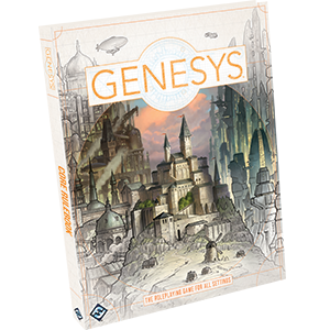 Genesys Core Rulebook Cover