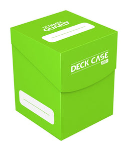Ultimate Guard Deck Case 100+ Light Green