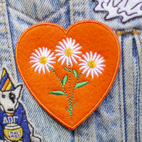 DAISY LOVE PATCH