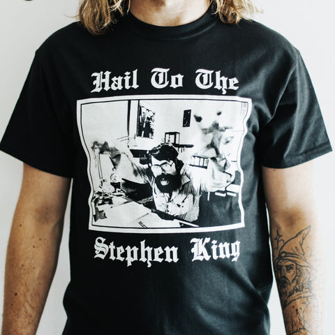 Hail To The Stephen King Tee