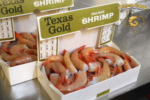 Jumbo Shrimp (21/25) 5 lb Box $8.00/lb