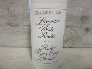 Lavender Body Powder