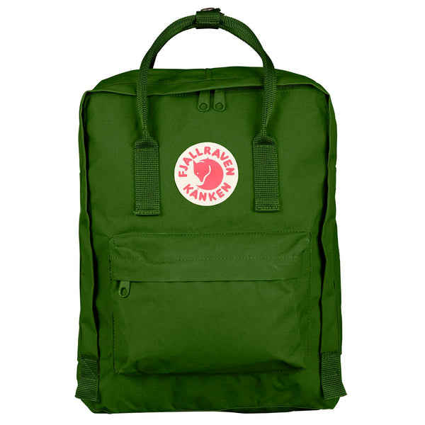 Fjallraven Kanken Classic Backpack Leaf Green