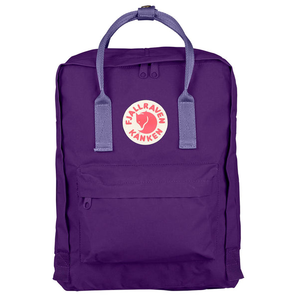 Fjallraven Kanken Classic Backpack Purple Violet