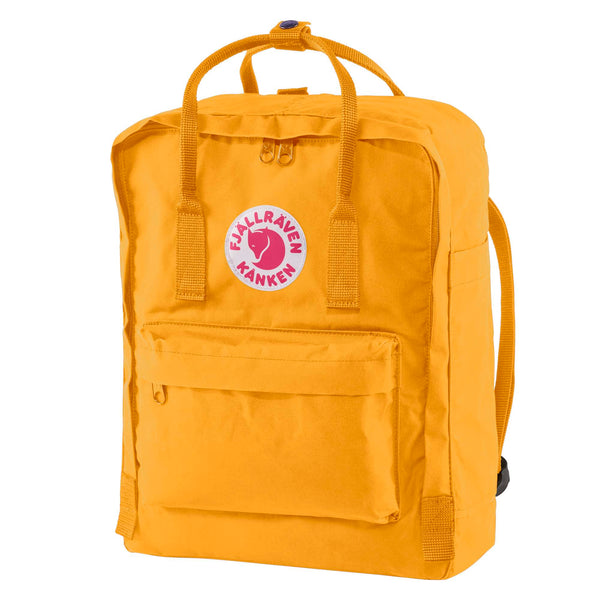 Fjallraven Kanken Classic Backpack Warm Yellow
