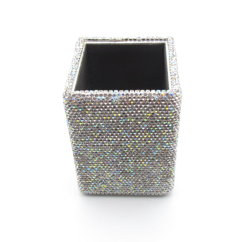 Handcraft  Rhinestone Pen Tube Square