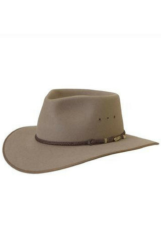 AKUBRA CATTLEMAN BRAN - REDZ WORKWEAR + TOOLS NORTH LAKES
