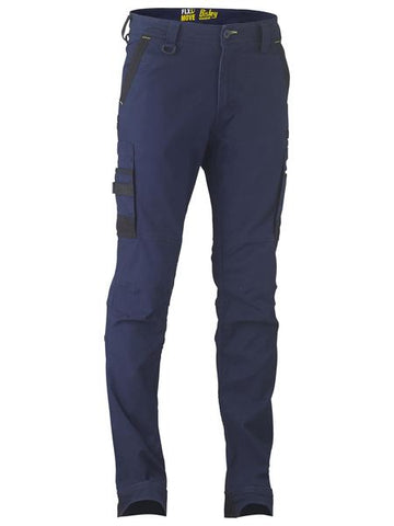 BISLEY  FLEX & MOVE™ STRETCH CARGO UTILITY PANT - REDZ WORKWEAR + TOOLS NORTH LAKES