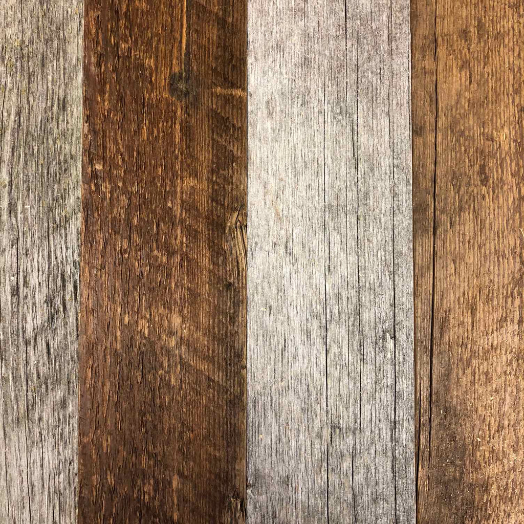 Barnwood In A Box Brown/ Gray Mix