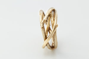Gold Tree Ring UNISEX