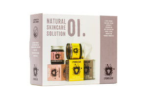 Lyonsleaf Natural Skincare Solution Set 01