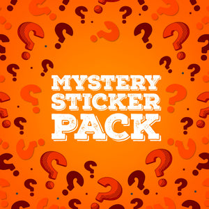 Mystery Maui Sticker Pack