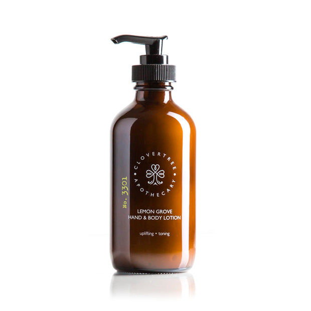Lemon Grove Hand & Body Lotion