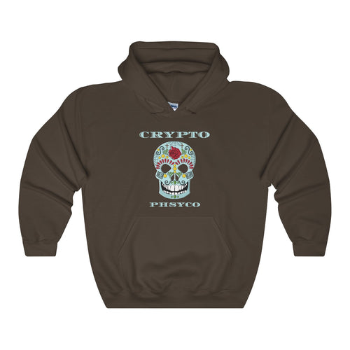 Crypto Unisex Heavy Blend™ Hooded Sweatshirt