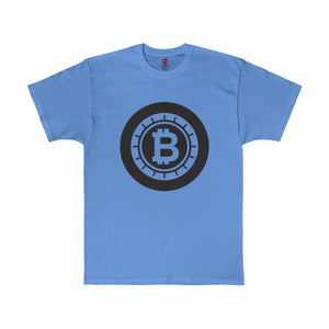 Bruh Do You Even Bitcoin Men's Tagless Tee - bitcointweaker