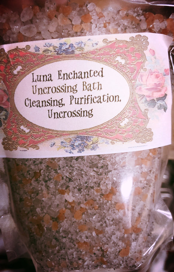 Uncrossing Spiritual Bath